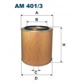 Filtr powietrza AM 401/3 [AM4013] FILTRON