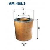 Filtr powietrza AM 408/3 [AM4083] FILTRON