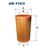 Filtr powietrza AM 416/2 [AM4162] FILTRON