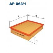 Filtr powietrza AP 063/1 [AP0631] FILTRON