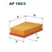 Filtr powietrza AP 185/3 [AP1853] FILTRON