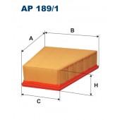 Filtr powietrza AP 189/1 [AP1891] FILTRON