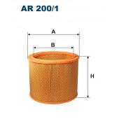 Filtr powietrza AR 200/1 [AR2001] FILTRON
