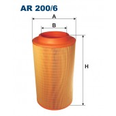 Filtr powietrza AR 200/6 [AR2006] FILTRON