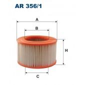 Filtr powietrza AR 356/1 [AR3561] FILTRON