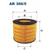 Filtr powietrza AR 366/5 [AR3665] FILTRON