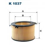 Filtr kabinowy K 1037 (K1037) FILTRON