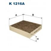 Filtr kabinowy K 1216A (K1216A) FILTRON