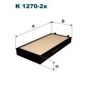 Filtr kabinowy K 1270-2x (K12702X) FILTRON