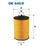 Filtr oleju OE 640/9 (OE6409) FILTRON