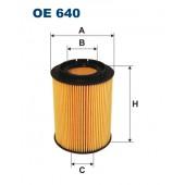 Filtr oleju OE 640 (OE640) FILTRON