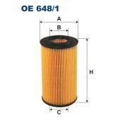 Filtr oleju OE 648/1 (OE6481) FILTRON