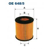 Filtr oleju OE 648/5 (OE6485) FILTRON