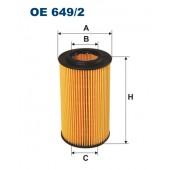 Filtr oleju OE 649/2 (OE6492) FILTRON