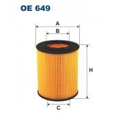 Filtr oleju OE 649 (OE649) FILTRON