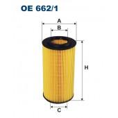 Filtr oleju OE 662/1 (OE6621) FILTRON