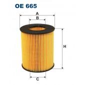 Filtr oleju OE 665 (OE665) FILTRON