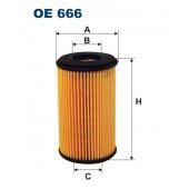 Filtr oleju OE 666 (OE666) FILTRON