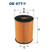 Filtr oleju OE 677/1 (OE6771) FILTRON