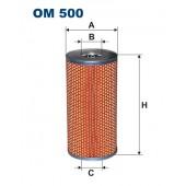 Filtr oleju OM 500 (OM500) FILTRON