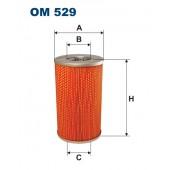 Filtr oleju OM 529 (OM529) FILTRON