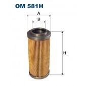 Filtr oleju OM 581H (OM581H) FILTRON