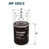 Filtr oleju OP 525/3 [OP5253] FILTRON
