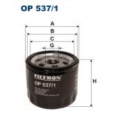 Filtr oleju OP 537/1 [OP5371] FILTRON