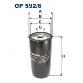 Filtr oleju OP 592/6 [OP5926] FILTRON
