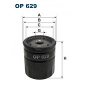 Filtr oleju OP 629 FILTRON [OP629]
