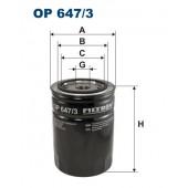 Filtr oleju OP 647/3 (OP6473) FILTRON
