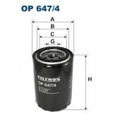 Filtr oleju OP 647/4 (OP6474) FILTRON