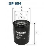 Filtr oleju OP 654 (OP654) FILTRON