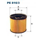 Filtr paliwa PE 816/3 [PE8163] FILTRON