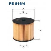 Filtr paliwa PE 816/4 [PE8164] FILTRON