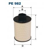 Filtr paliwa PE 982 [PE982] FILTRON