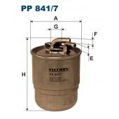 Filtr paliwa PP 841/7 [PP8417] FILTRON