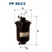 Filtr paliwa PP 863/3 [PP8633] FILTRON