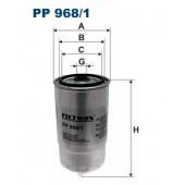 Filtr paliwa PP 968/1 [PP9681] FILTRON
