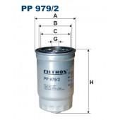 Filtr paliwa PP 979/2 [PP9792] FILTRON