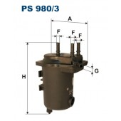Filtr paliwa PS 980/3 [PS9803] FILTRON
